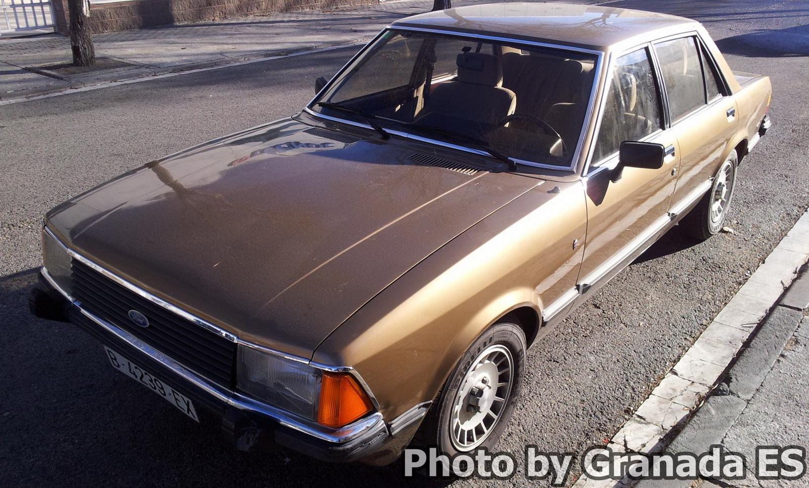Ford Granada 2.8i Ghia MkII 1981